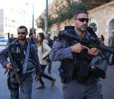 الاحتلال ينشر مئات الجنود في الداخل ويدعو لتسليم الاسلحة