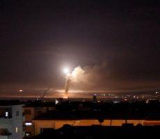 غارات إسرائيلية تستهدف مطاري حماة والتيفور في سوريا