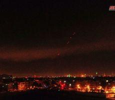 الدفاعات الجوية السورية تتصدى لهجوم إسرائيلي على مطار التيفور شرقي البلاد