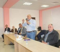صالون العَمرة الثقافي يعقد ندوة ثقافية بعنوان 'التعليم في فلسطين '