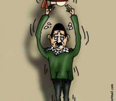 فلسطين و ...، ' سلك ' الكهرباء ...أحمد دغلس