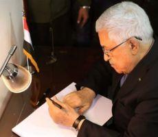 الرئيس يهاتف 'عاطف أبو سيف' ويشن هجوما لاذعا على حماس