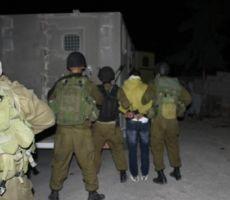 نادي الأسير: قوات الاحتلال تعتقل تسعة مواطنين من بيت لحم ورام الله