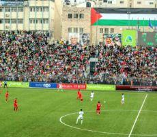 تحديد موعد عودة النشاط الرياضي في فلسطين