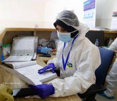 الصحة: 16 وفاة و 1560 اصابة جديدة بكورونا