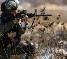 استشهاد عامل فلسطيني من نابلس