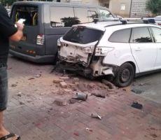 اصابة 4 مستوطنين بقذائف المقاومة
