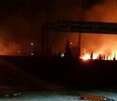 الدفاعات الجوية السورية تصدت لعدوان إسرائيلي .. وحالة التأهب مستمرة بالجولان