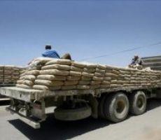 750 شيكلاً سعر طن الاسمنت في غزة و متوفر بكميات كبيرة