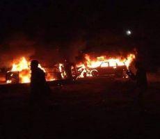 غارة أمريكية جديدة تستهدف قياديًا بـ'الحشد الشعبي' شمالي بغداد