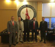 الميقاتي يشارك في  ذكرى مئوية السلطان عبد الحميد الثاني في تركيا