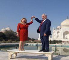 نتنياهو: سنواصل السيطرة على الضفة الغربية في اي اتفاقيات قادمة مع الفلسطينيين