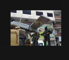 صحيفة عبرية : 'سلاح حماس الجديد'..طائرات مسيرة تحمل صواريخ مضادة للدبابات