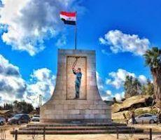 جيش الاحتلال يوزع منشورات تحذيرية في القنيطرة