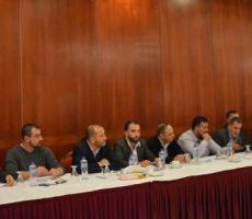الاتحاد الفلسطيني للهيئات المحلية يناقش مقترح تعديل النظام المالي للهيئات المحلية
