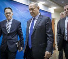 على اثر التهديدات الايرانية 'الكابينت الاسرائيلي' يجتمع تحت الأرض