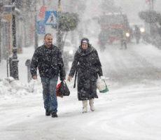 هواء قطبي في طريقه للبلاد الثلاثاء .. هل ستسقط الثلوج؟
