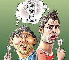 يوم الحسم.. رونالدو وميسي في مواجهة 'الفضيحة'