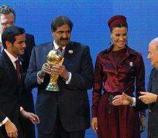 رئيس الفيفا يكشف: دول عربية أرسلت خطاباً جماعياً تطلب استبعاد قطر من تنظيم كأس العالم وتهدد بمقاطعة البطولة
