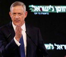 'زعيم ازرق ابيض':ستبقى القدس موحدة ولا عودة إلى حدود 1967 'ولكن سنسعى لمفاوضات جديّة'