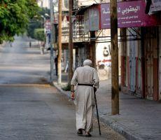 غزة: 9 وفيات و806 إصابات بكورونا