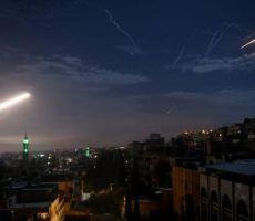 غارة إسرائيلية على دمشق والدفاع السوري يتصدى