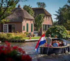 هولندا تضبط مهاجرين داخل حاوية تبريد