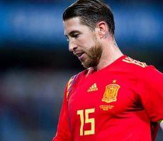 راموس: الابتعاد عن المنتخب الإسباني يؤلمني