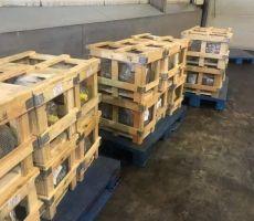 لبنان يضبط شحنات كبيرة من الكبتاغون في طريقها إلى السعودية