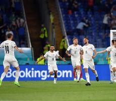 إيطاليا تضع أول ثلاث نقاط في رصيدها على حساب تركيا في افتتاحية أمم أوروبا