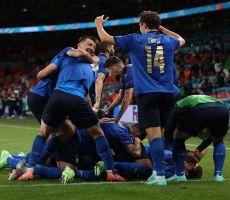 المنتخب الايطالي الى ربع النهائي على حساب النمسا