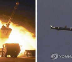 كوريا الشمالية تختبر صواريخ كروز طويلة المدى في غياب الزعيم