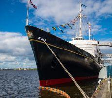 بريطانيا تعتزم بناء سفينة 'وطنية' للترويج لتجارتها الخارجية