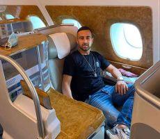 ضياء سبع ..أول لاعب يحمل الجنسية الاسرائيلية في طريقه للعب في الامارات