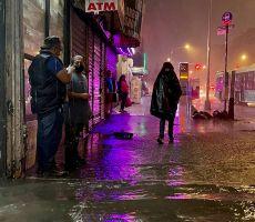 حاكمة نيويورك تعلن حالة الطوارئ في الولاية بسبب العاصفة آيدا