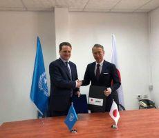 اليابان تتبرع بمبلغ 23 مليون دولار للأونروا دعما للاجئي فلسطين