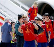 فضيحة جنسية تهز المنتخب الإسباني قبل اليورو بطلها دي خيا