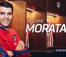 رسمياً.. موراتا يعود لإسبانيا من بوابة أتلتيكو مدريد