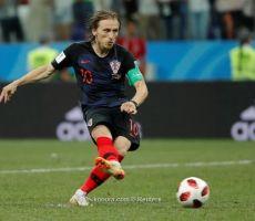 بالفيديو:كرواتيا تقصي الدنمارك في مباراة تألق الحراس