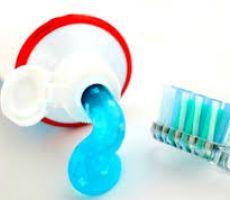 كيفية استخدام معجون الاسنان في التنظيف, تنظيف البيت