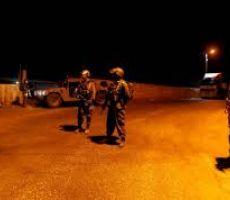 حملة اعتقالات واسعة في الضفة تطال اسرى محررين