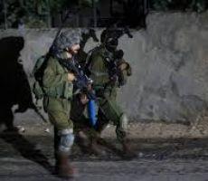 الاحتلال يعتقل 11 مواطنا ويصادر اسلحة