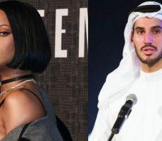 ريهانا تنفصل عن حبيبها السعودي