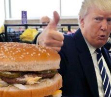 ترامب يلغي الطعام الصّحي في المدارس