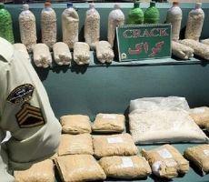 إيران تضبط كميات كبيرة من الهرويين