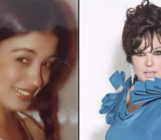 صورة قديمة لـ فيفي عبده من مرحلة المراهقة