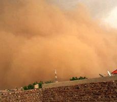 تفاصيل العاصفة الترابية على مصر وموعد انتهائها