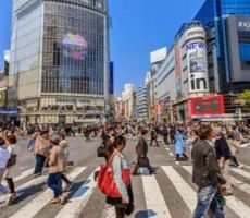 زلزال يهز مباني طوكيو
