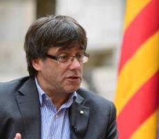 رئيس إقليم كاتالونيا مستبقاً الإعلان عن النتائج الرسمية للاستفتاء: فزنا بتأسيس دولة مستقلة عن إسبانيا