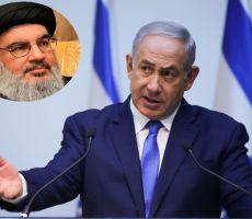 نتنياهو يُهدد نصر الله بـ 'ضربة عسكرية ساحقة'